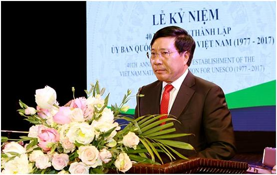 Vietnam National Commission for UNESCO celebrates it's 40th anniversary