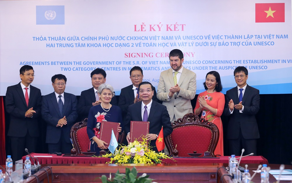 Viet Nam Celebrates Science With Two Centres under UNESCO Auspices