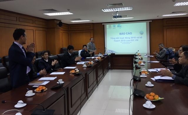 Hội Nghị tổng kết công tác năm 2018 và phương hướng triển khai nhiệm vụ năm 2019