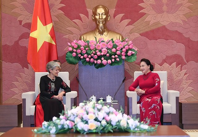 UNESCO Director-General makes official visit to Viet Nam