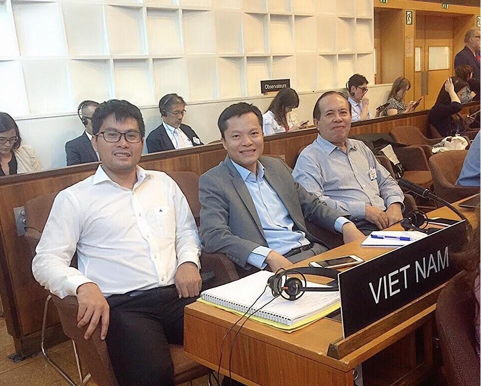 IOC Việt Nam tham dự Phiên họp Lần thứ 30 của Ủy ban Hải dương học Liên Chính phủ (IOC/UNESCO) tại trụ sở UNESCO Paris, từ ngày 26/06 – 04/07/2019