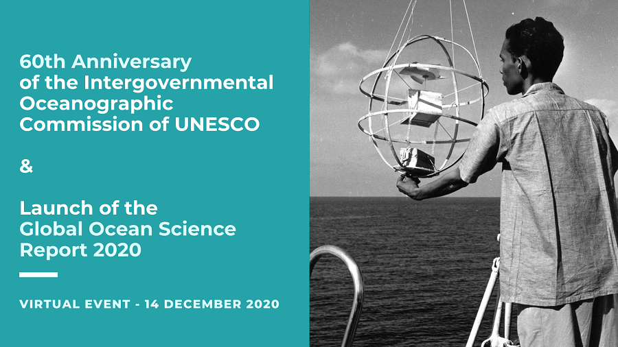 The making of an ocean commission: A celebration of IOC's 60th anniversary on 14 December 2020