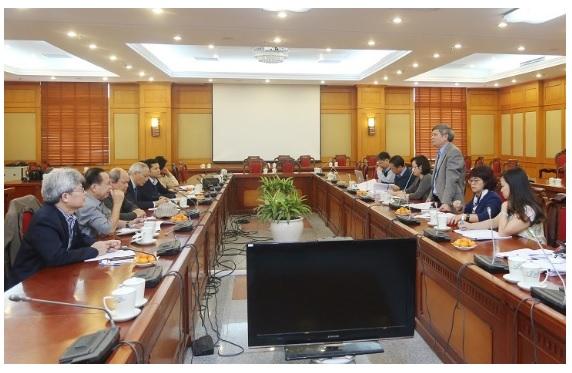 Tiểu ban Khoa học Tự nhiên, Ủy ban Quốc gia UNESCO Việt Nam tổng kết hoạt động năm 2019 và phương hướng nhiệm vụ năm 2020