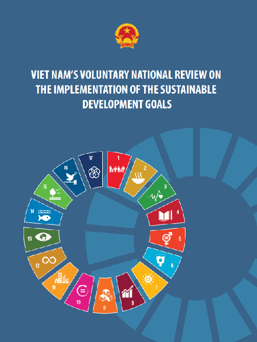 Vietnam presents Voluntary National Review on SDGs fulfillment