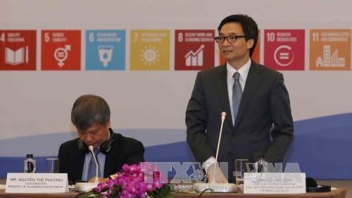 Conference on rolling out of the implementation of the National SDGs Action Plan