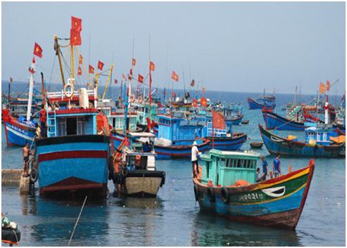 Ban hành 9 văn bản quy phạm pháp luật về quản lý biển đảo
